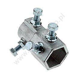 Adapter redukcja wału HEX/25,4mm typ Crawford Flexi Force nr kat. 705H32